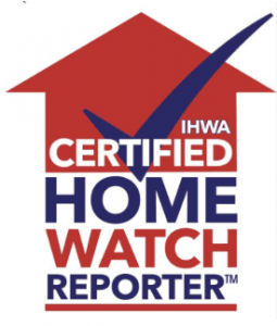 Certified Home Watch Reporter
