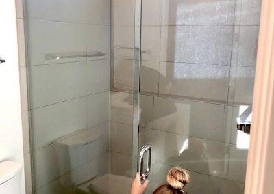 Shower Detailing